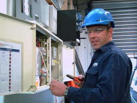 electrician christchurch